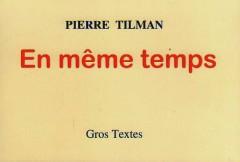Tilman - En même temps.jpg