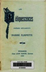 Floupette - Les déliquescences.jpg